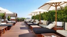Hôtel 1898 la terrasse à vue imprenable sur Barcelone