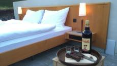chambre en plein air alpes suisses luxe projet insolite hôtel