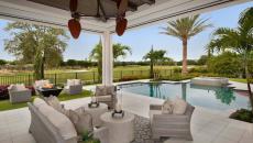 terrasse piscine design prestige
