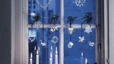 déco fenêtres pour Noël inspirations