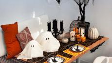 idées de déco table pour Halloween