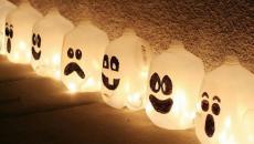 lanterne joyeuses éclairées déco halloween