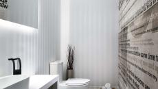 wc idées de déco toilettes modernes