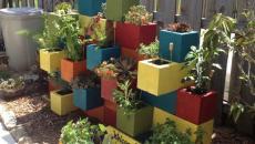 parpaings idées créatives diy déco jardin terrasse