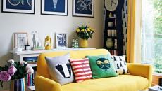 décoration intérieure séjour moderne tendance