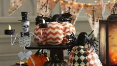 décoration créative originale halloween idées