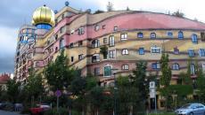 immeuble créative construit en spirale