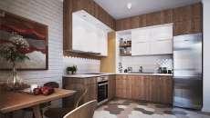 appartement jeune studio aménagement cuisine gagne place