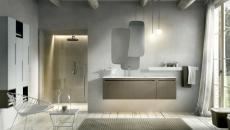 ameublement salle de bain style industriel