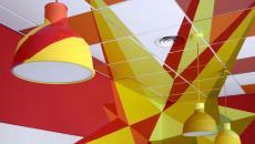 intéressant 3D décoration murale