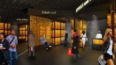 gold souk pays bays architecture intérieure