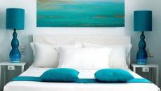 design décoration chambre maison de vacances