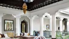 luxe et décoration intérieure orientale