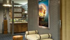 intérieur belle demeure déco créative affiche de cinéma