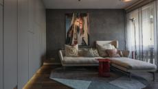 gris sombre ambiance appartement maison design