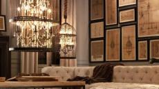 intérieur contemporain luxe déco volières