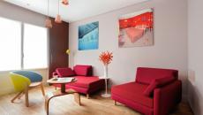 ambiance déco moderne boutique hôtel paris
