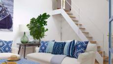 mezzanine séjour maison de vacances biarritz