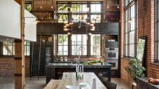 design industriel loft moderne