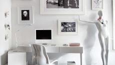 bureau intérieur loft déco artistique