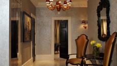 entrée luxe élégant décoration