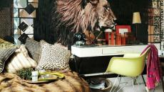 jungle zébré tigré imprimés