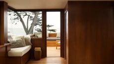 méditer à la maison pièce bois authentique