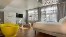 suite de luxe hôtel atypique séjour insolite paris