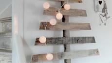 simple décoration arbre pour Noël