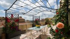 idées ameublement aménagement terrasse toit