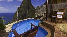 Ladera Hotel de luxe en St Lucia