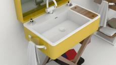 lavabo portable salle de bain