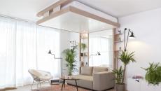 lit escamotable gagne place pour studio