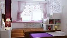 petit appartement lit aménagé gagne-place