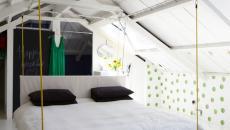 lit double flottant chambre literie originale