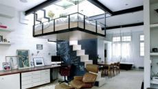 literie suspendue originale studio artistique design