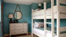 lits superposés chambre d'amis