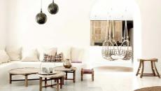 espace accueil hotel mykonos design san giorgio
