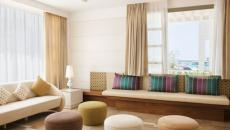Lobby hôtel boutique Cancoun vacances exotiques