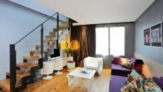 duplex suite luxe boutique hôtel paris
