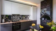 cuisine design et salle à manger petit appart