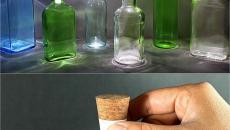 idée luminaire déco bouteille vide