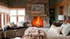 chambre de charme en bois massif