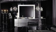ultramoderne luxueuse salle de bain