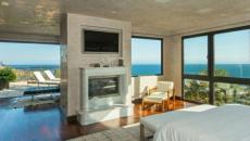 chambre luxe avec belle vue