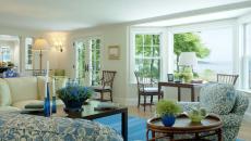 décoration design traditionnelle maison classique