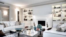 ambiance luxe classe chic intérieur maison de standing