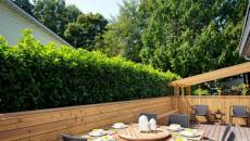 terrasse en bois travaux