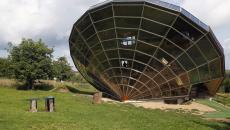 maison d'architecte passive solaire
