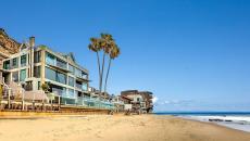 plage mer et vacances de luxe en californie